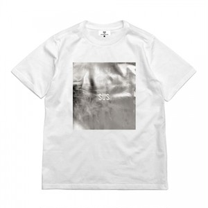 SUS / silver box tee