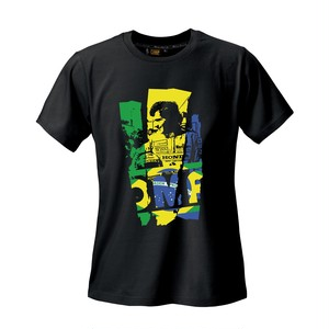 "5916071  ""SENNA"" T-Shirt (BLACK)"