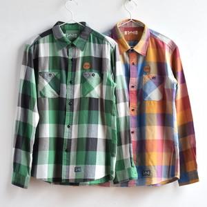 L/S Block Check Shirt