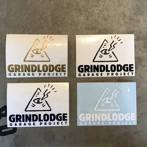 GRIND LODGEステッカー①