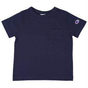 champion 胸ポケット半袖Tシャツ