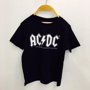 AC/DC / エーシーディーシー : WHITE LOGO T-SHIRTS
