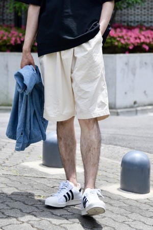 """""""RE STOCK""""【ORDINARY FITS】TWIST SHORTS/OF-P062"""