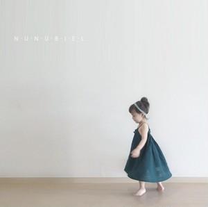 【6/30まで期間限定SALE】nunubiel.キャミワンピース [80-100(120)]
