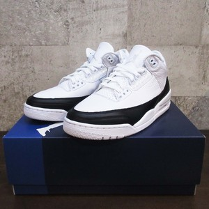 NIKE × FRAGMENT DESIGN AIR JORDAN 3 RETRO SP