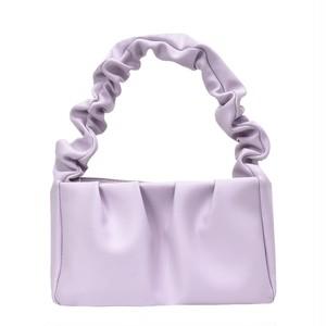 leather BAG(Lavender)