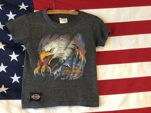 Kids 90s usa ハーレーダビッドソン コレクター T-shirt 子供服