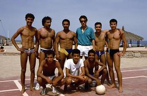 カサブランカ ビーチリゾートのバレーチーム