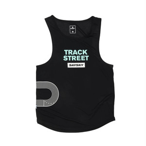 [SAYSKY] シングレット Track Street Combat Singlet [ユニセックス]