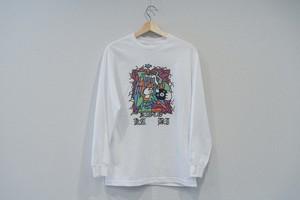RDC × Kabi ''DISCO'' L/S T-shirts