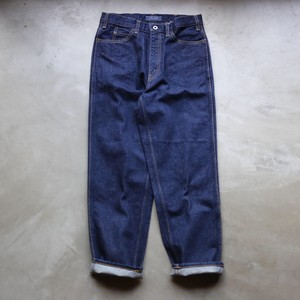 LIVING CONCEPT / 5POCKET DENIM PANTS[INDIGO]
