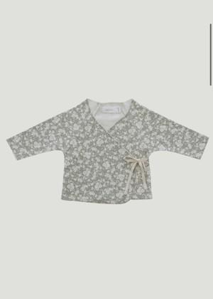 【Jamie Kay】 Wrap top-Sadie Floral