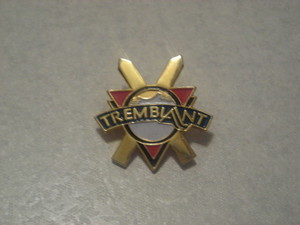 BADGE / TREMBLAWT