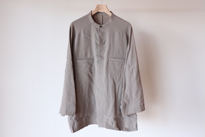 『SOUMO』EASY SHIRTS / Charcoal