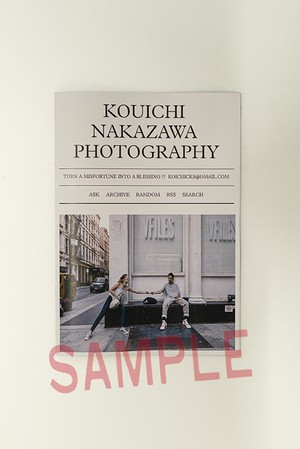 """ KNP ZINE #SD "" Photo ZINE !!!"