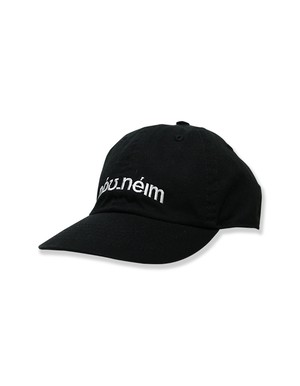 KIDS Counter Action LOGO Ball Cap / BLACK