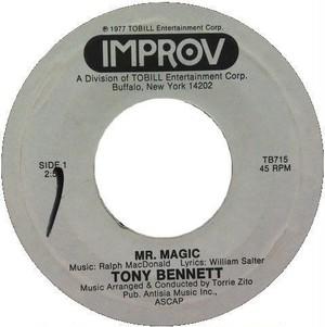 Tony Bennett – Mr. Magic / One