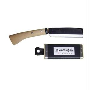 鞘鉈 150mm 片刃 鞘付 SN-150S