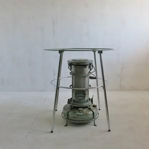 丸型ストーブガード スタンダード アラジングリーン(受注生産品)
