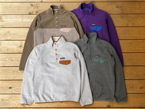 Patagonia / W's Light Weight Synchilla Snap-T Pullover