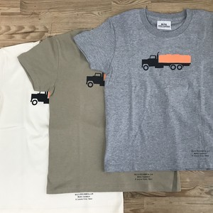 "SUSUN'S Kids T-Shirts ""TANK LORRY"""