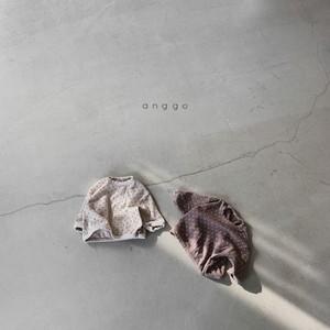 【2021SS予約】【anggo】cereal T-shirt