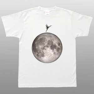 【SALE】 Dancing over the Moon / White