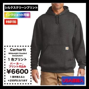 Carhartt  Midweight Hooded Sweatshirt (品番CTK121)
