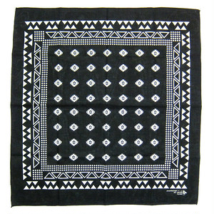 "FxCHRS Original Bandana ""BE BRAVE"", black"
