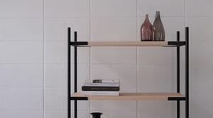 dual shelf S