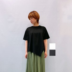 RIM.ARK(リムアーク) Hem line half sleev T/SH 2021春夏新作 [送料無料]