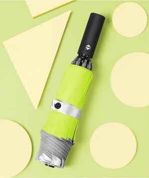 折りたたみ傘 逆さ折り使用 メンズ レディース 雨傘 日傘UVカット対応 チタンシルバークロス仕様の二重構造式 強風耐用のアルミ合金10本仕様 自動開閉ワンタッチ 撥水 反射テープ仕様