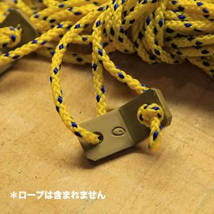 Brass Jizai (自在金具 4個セット)