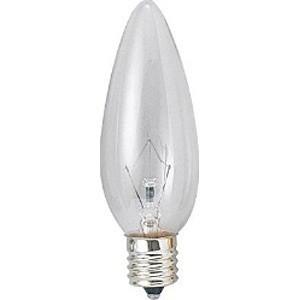 シャンデリア 口径 E17 25W 電球