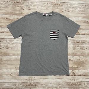BEN DAVIS BORDER POCKET Tシャツ