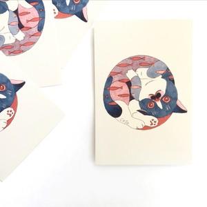 ポストカード2枚組