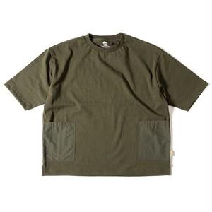GRIP SWANY[GSC-35] キャンプポケットシャツ 2.0 / ALPHA OLIVE
