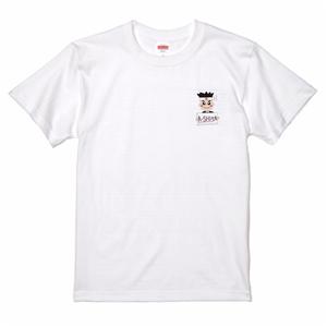 櫻乃デザイン庵Tシャツ(ホワイト)