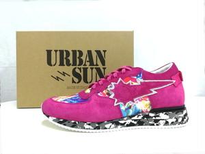 【BRILLANTE別注】URBAN SUN アーバンサン ANDRE 086 スニーカー 靴 メンズ イタリアブランド 国内正規品