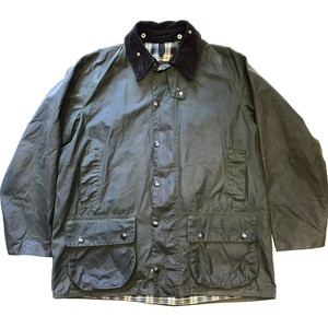 80's Barbour BEAUFORT/olive 2warrant