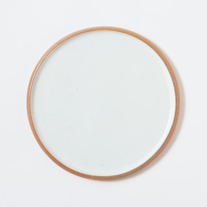 plate large〈white〉