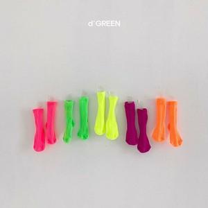 neon ソックスset