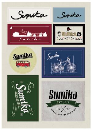 sumika / ステッカーシート