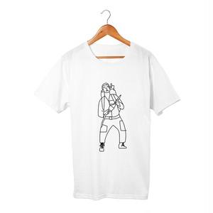 Peter #3 Tシャツ