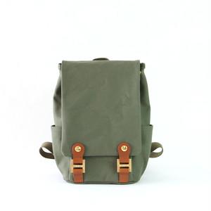 【受注生産】H.T Backpack S オリーブ(子供用)