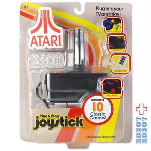 ATARI 2600 アタリ プラグ&プレイ ジョイスティック 10ゲーム 未開封