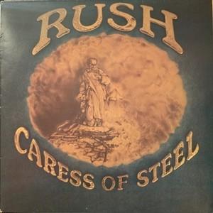 【LP】RUSH/Caress Of Steel