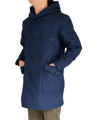 Jackman ジャックJackman ジャックマン JM8511 Spectator Coat スペクテイターコート【Navy】