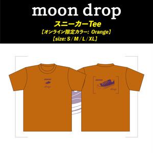 moon drop スニーカーTeeオンライン限定色