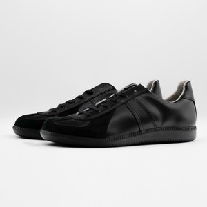 GERMAN TRAINER 1183<BLACK/BLACK>